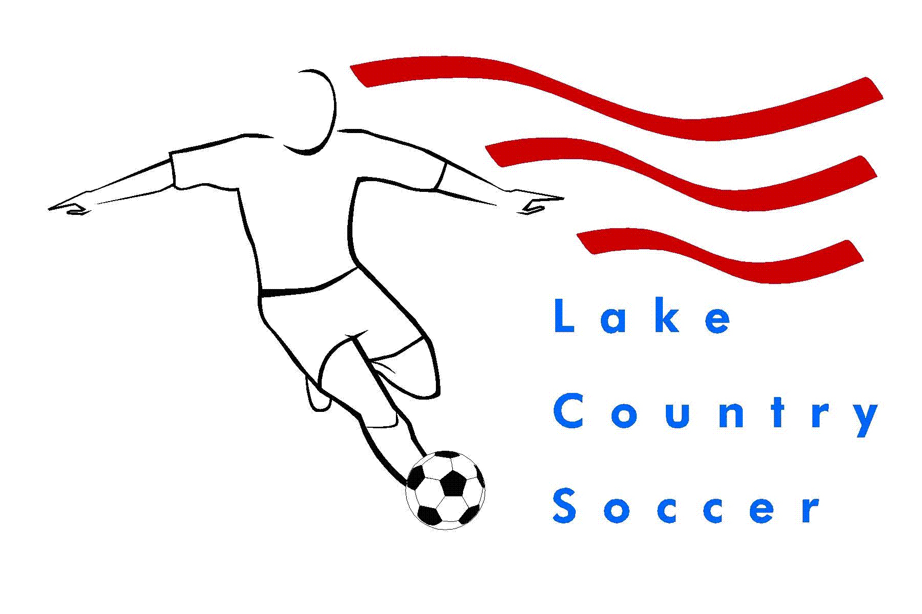Lake Country Soccer banner